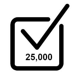 LetsSave25000
